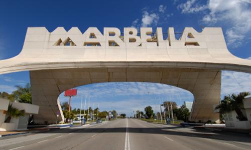 nie number Marbella